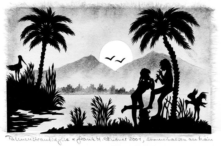 palmenstrandidylle