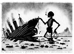 der tod und die titanic