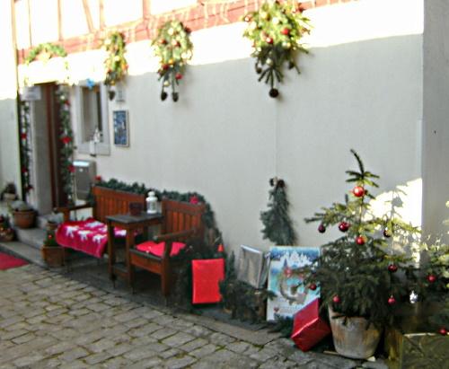 Weihnachtsmarkt Foto