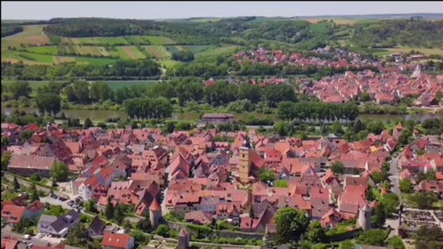 Ansicht Sommerhausen