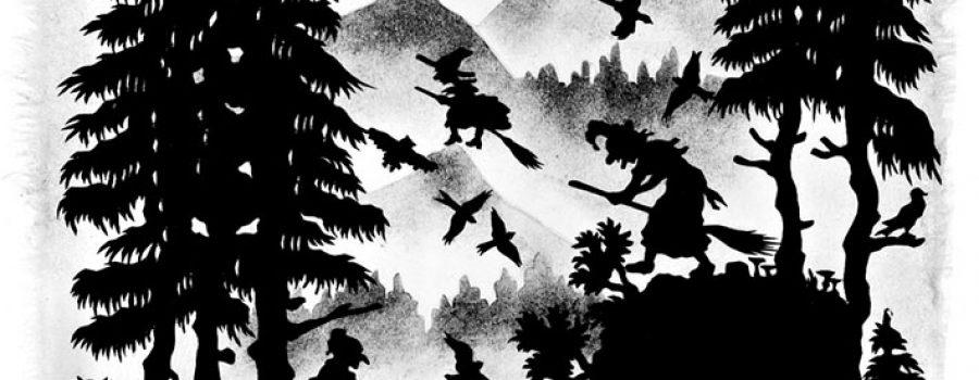 hexenrat im zauberwald
